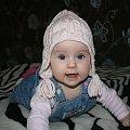Mała Natasza :-) #Dziecko #dzidzia #dziewczynka #buzia