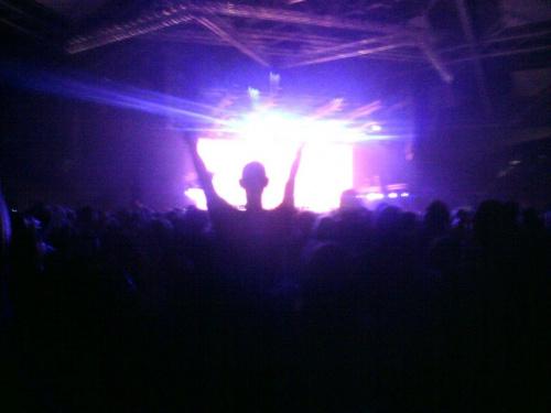 Hala Atlas Arena Łódź , podczas koncertu Depeche Mode 10.02.2010 #hala #atlas #łódź #DepecheMode