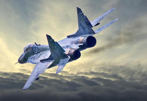 przed zachodem #lotnictwo #technika #PoraDnia