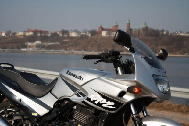 Moja Kawa #gpz #kawasaki #motocykl #motocykle