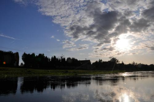 #biebrza #krajobraz #rzeka #widok