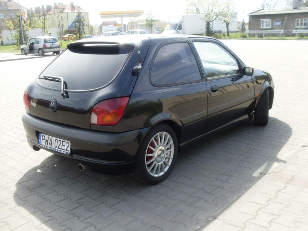 Zobacz temat [MK5] Fiesta SPORT MK5 1.6 16V by modell1