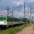 Przetycz | Krzyżowanie z osobowym z Ostrołęki. #VT628 #Szynobus #Przetycz #Koleje #Mazowieckie #Kolej
