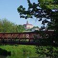 Każdy most w Nachodzie jest zupełnie inny ;) #Czechy #mosty #Nachod #wiosna