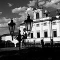#Praga #architektura #miasto #ulice #lampy #lampa