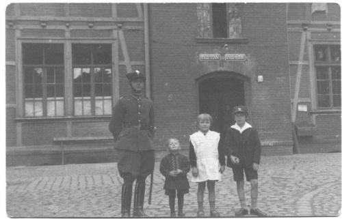 Od prawej:Edwin, Ula i Tadziu Wienke