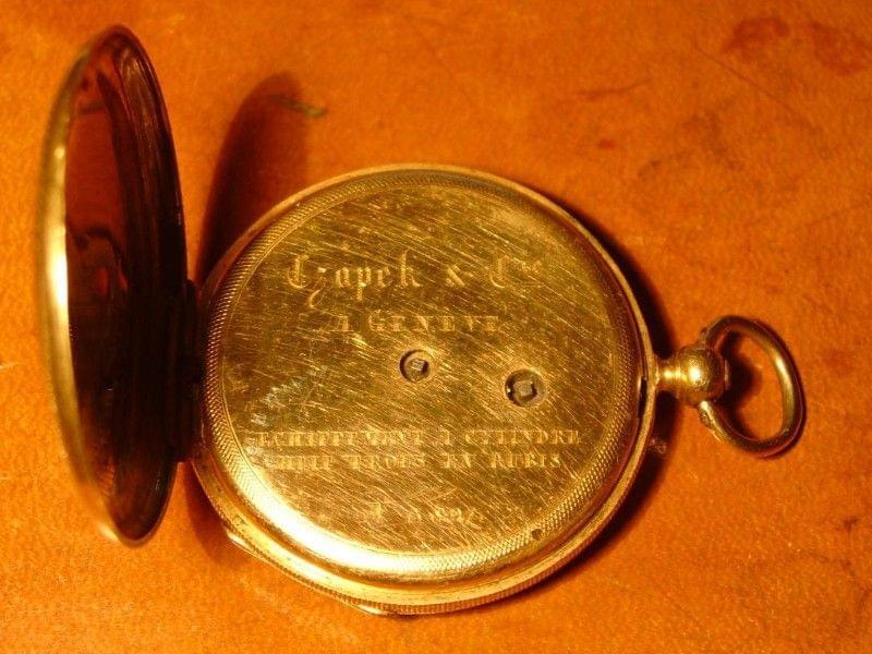 Les plus belles montres de gousset des membres du forum - Page 4 9acd3f516a23d10d