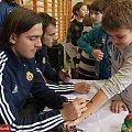 """Wizyta piłkarzy TS """"Wisła"""" w naszej szkole #SzkołaPodstawowaNr30"""
