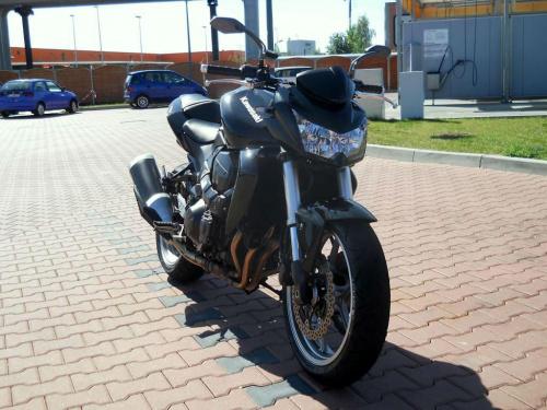 Moje nowe Z750 2008r.
