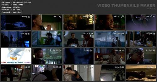 Bad Boys (1995) PL.480p.BRRip.XviD.AC3+RMVB+x264-T4jFuN / Lektor PL