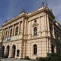 Teatr F.X.Saldy w Libercu #teatr #architektura #czechy #liberec
