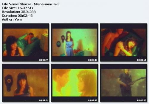 Shazza - Nieba Smak (1996)