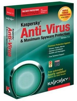 Kaspersky Anti-Virus 9.0.0.463 PL