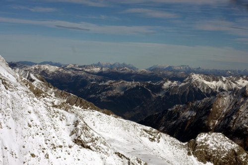 Hintertux #Hintertux #alpy #góry #zima