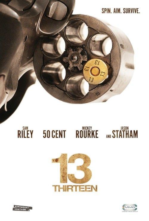 Trzynastu / 13 (2010) *NAPISY PL*R5.DVDRip.XVID.AC3(napisy wtopione w film)