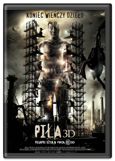 Piła 3D / Saw 3D (2010) PL.SUBBED.480p.BRRip.XviD.AC3