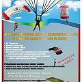 Plakat kursu spadochronowego- Rzeszów, Jasionka 2011 #skoki #skydive #skydiving #spadochron #plakat #kurs #spadochronowy #spadochronowe