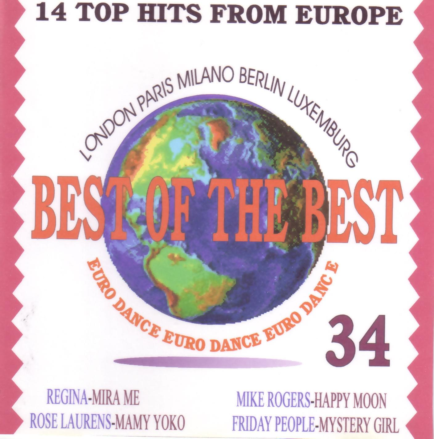 Best Of The Best vol.34