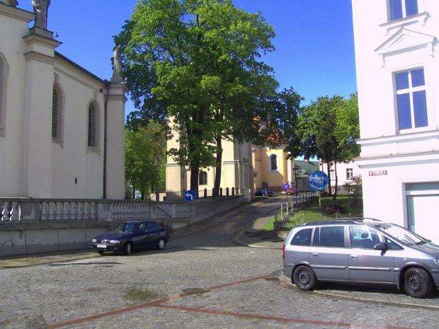 Otoczenie katedry
