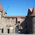 Zamek Czocha,brama wjazdowa. #ZamekCzocha #Leśna