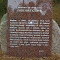 Foto: Sylwester Nicewicz. Droga Krzyżowa na Śmierciowej Górze. Kozioł – Wincenta #Brunon #Droga #kozioł #nicewicz #kolno #podlaskie #Krzyżowa #góra #Kwerfurtu #Święty #Śmierciowa