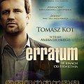 Plakat filmu Erratum w reżyserii Marka Lechkiego z wyjątkowym Tomaszem Kotem w roli głównej. Film wchodzi do kin 8 kwietnia!!! #Erratum #TomaszKot #RyszardKotys #MarekLechki #film #plakat #PolskiFilm #kino