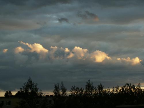 #chmury #niebo