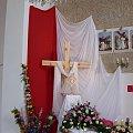 foto: R. Kaczmarek - Sokolniki Wielkie 2011; Grób Pański w Kaplicy sióstr Urszulanek SJK. #GminaKaźmierz #PowiatSzamotulski #religia #SokolnikiWielkie #wieś #świątynie #wiara #SzlachtaPolska #ParafiaKaźmierz #UrszulankiSJK #kaplice #Wielkanoc