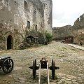zamek Bolków w jesiennym klimacie #Bolków #zamek
