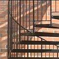 Stopnie schodowe z zastosowaniem krat pomostowych. Produkowane przez Zakład Wyrobów Metalowych Rapmet. Więcej informacji na naszej strony internetowej http://www.rapmet.pl/?pl_stopnie-schodow-i-szczeble-drabin,27 #krata #KrataPodestowa #kratka