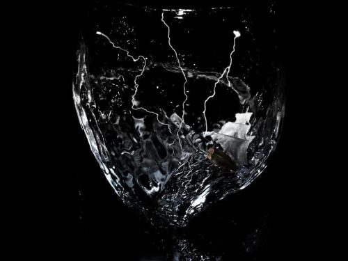 burza w szklance wody #edycja #fotomontaz
