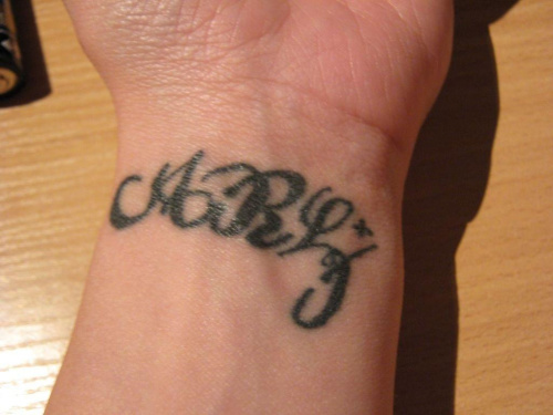 Zobacz Temat Nasze Tatuaże Chwalimy Się