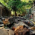Kambodża - ruiny Angkor (HDR) #Kambodża #HDR