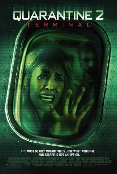 Kwarantanna 2: Terminal / Quarantine 2: Terminal [2011] [DVDRip XviD] [Lektor PL]