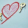 #klucz #miłość #serce