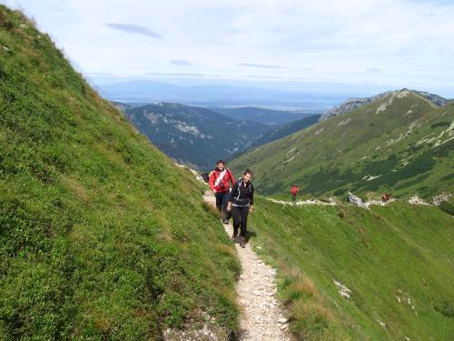 Na szlaku #Góry #Tatry #StarorobociańskiWierch