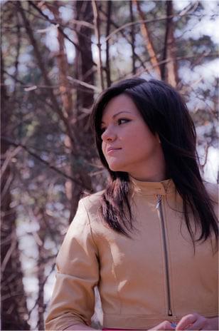 #kobieta #portret #natura